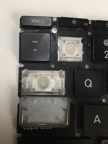 "2011 Apple Macbook air 11/"" A1370  Replacement OEM keyboard keys Key Any key $5"