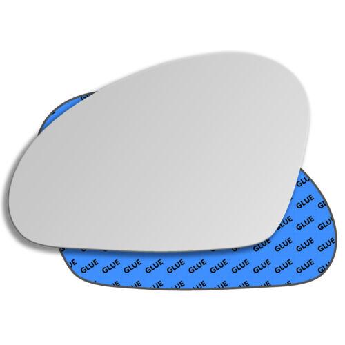Außenspiegel Spiegelglas Links Seat Altea 2004-2015 129LS