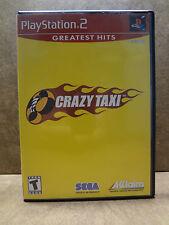 Crazy Taxi (Sony PlayStation 2)