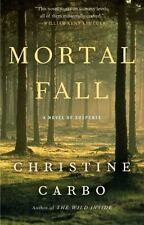 Glacier Mystery: Mortal Fall 2 by Christine Carbo (2016, Paperback)