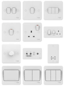 Incredible Schneider Lisse Light Switches Electrical Sockets Curved Wiring Wiring 101 Capemaxxcnl