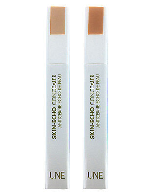 UNE Natural Beauty Skin-Echo Concealer With Wand 10ml