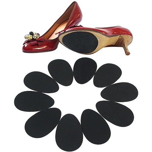 10× Anti-Slip High Heel Shoes Sole Grip Protector Non-Slip Cushion Pads Engaging