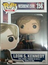 FUNKO POP - Leon S. Kennedy - Resident Evil - Vinyl Figure #156