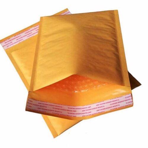 """Bubble Mailer Multiple Size 4#-9.5/""""X14.5/"""" Multiple Quantity 100 BM7"""