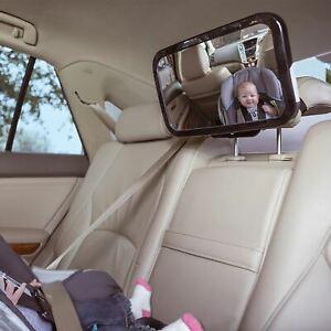 Gran-Vision-Amplia-Trasero-Ajustable-asiento-de-bebe-Nino-Espejo-De-Seguridad-De-Coche-Reposacabezas