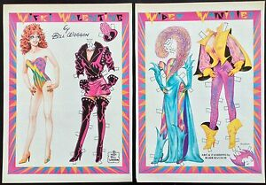 image is loading vicki valentine magazine paper doll by bill woggon - Vicki Valentine