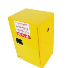 12 Gallon Safety Locker Safety Storage Cabinet For Flammable Liquid Steel