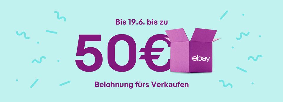 eBay wird 20: Mitfeiern & verkaufen! – Angebot freischalten - eBay wird 20: Mitfeiern & verkaufen!