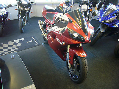 2002 Yamaha YZF-R1