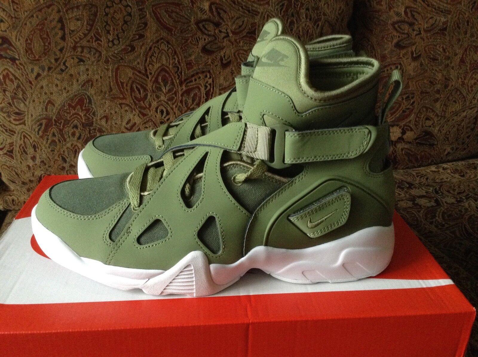 Nike Air Unlimited David Robinson Palm Green 889013-300 Size 8.5