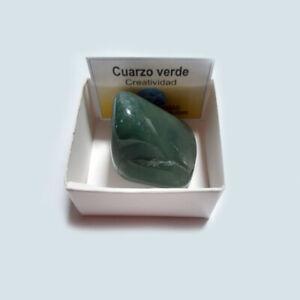 Cuarzo-Verde-Piedra-Cristal-Pulido-Natural-3-4-cm-en-Cajita-De-Coleccion-4x4-cm