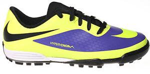 Detalles de FW14 Nike Mercurial Hypervenom Phade Tf Botas Jr Botas Fútbol Sala 599813 570
