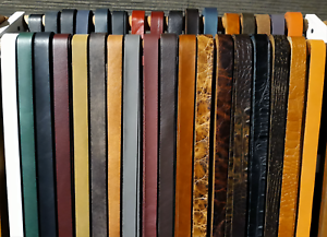 LEATHER WRAPS GENUINE COWHIDE FOR LIGHT SABER HILT WRAPPING