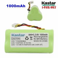 1 X Kastar Motorola Symbol Ls-4278 Ds-6878 Replacement Battery 1000mah Aaa 3.6v