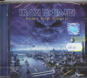 IRON-MAIDEN-BRAVE-NEW-WORLD-CD-sealed-from-Poland