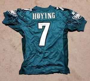 Bobby-Hoying-Philadelphia-Eagles-Ohio-State-University-OSU-Game-Worn-Used-Jersey