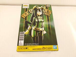 Ochako All 2 types set Tsuyu My Hero Academia AGE OF HEROES-FROPPY /& URAVITY
