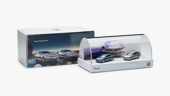VW PASSAT B8 GT HIGHLINE  SALOON ESTATE VARIANT voiture SET 1 87 HERPA (DEALER MODEL)  à vendre