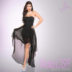 Caricamento dell immagine in corso Vestito-donna-mini-abito -asimmetrico-velo-tubino-party- 21a8ba62487