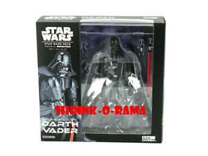 New in Box! Kaiyodo Revoltech Star Wars Revo 001 Darth Vader Action Figure