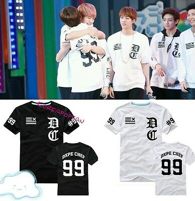 BTS T-shirt Bangtan Boys unisex 2014 tee Kpop New