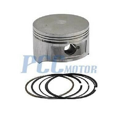 NEW 44MM PISTON RINGS KIT FOR 50CC 50 MOPED SCOOTER M PK03