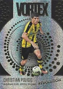 2017-Panini-Revolution-Soccer-039-Vortex-039-Chase-Insert-cards-Retail-Only-25-Dif