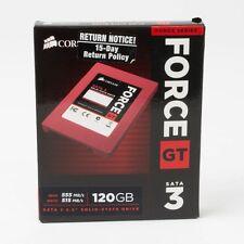"NIB Corsair Force Red 120GB Sata 3 Solid-State Drive 2.5"" New in Box PC Unused"