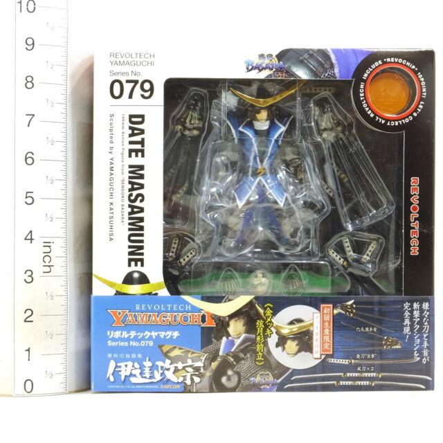 USED Nendoroid Sengoku Basara Date Masamune Figure Phat Company