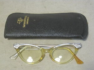 5a49ed202a1 vintage.Teen Love Ward 5 1 4 eyeglasses glasses retro cateye cat eye ...
