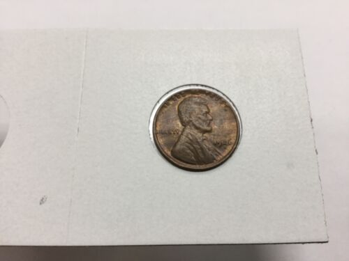 1926-D high end Lincoln Cent almost uncirculated red luster
