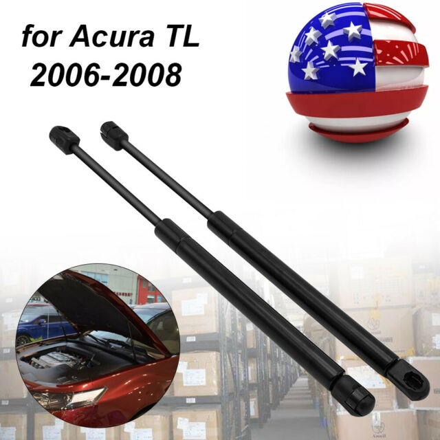Qty (2) Acura TL 2006-2008 Front Hood Lift Supports