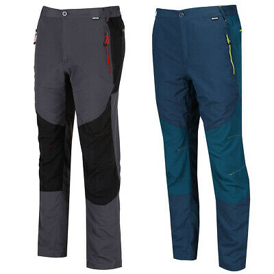 Regatta Mens 2019 Sungari Lightweight Water Repellent Trousers 70% OFF RRP