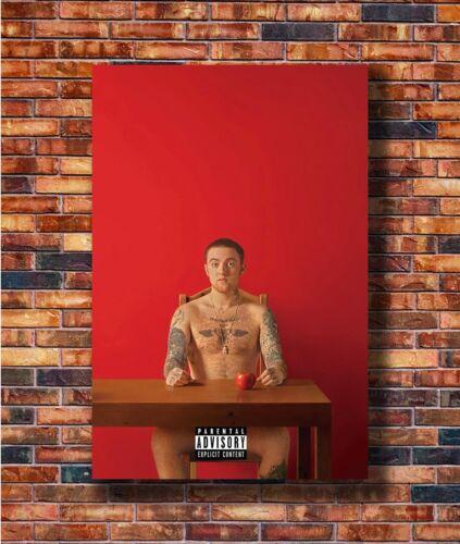 14x21 24x36 Art Gift X-1795 New Mac Miller Music Rapper Star Poster