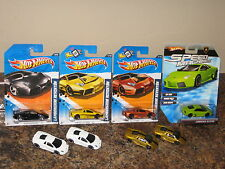 Hot Wheels Lot of 8 Lamborghini Reventon Variation Speed Machines Italian V-12