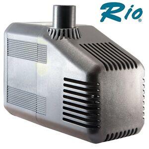 Taam Rio 17 Hyper Flow Water Pump 17HF 1090 gph Powerhead Aquarium Submersible