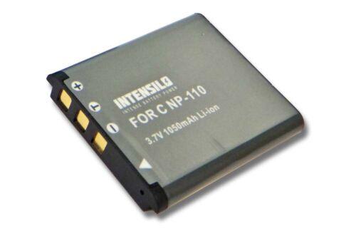 Bateria 1.050 mahfür jvc everio bn-vg212 bn-vg212u bn-vg212usm
