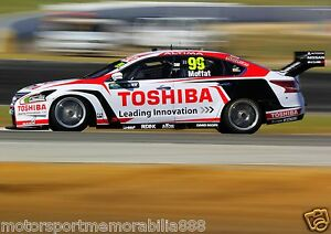 James-Moffat-2015-6x4-or-8x12-photos-V8-Supercars-NISSAN-ALTIMA-FAST-POSTAGE