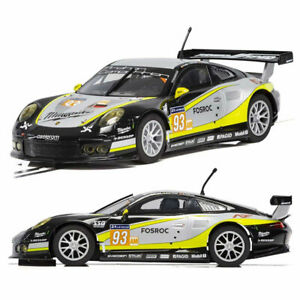 Scalextric Digital Arc Pro Slot Car C4020 Porsche 911 Rsr - Lemans 2017