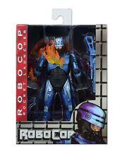 TERMINATOR vs ROBOCOP Action Figure Rocket Launcher 15cm Originale NECA in Box