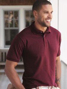 Hanes-Ecosmart-Jersey-Sport-Shirt-054X