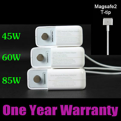 AC Charger 45W 60W 85W Magsafe2 For Apple MacBook Pro 13/15 A1502 A1425, Retina