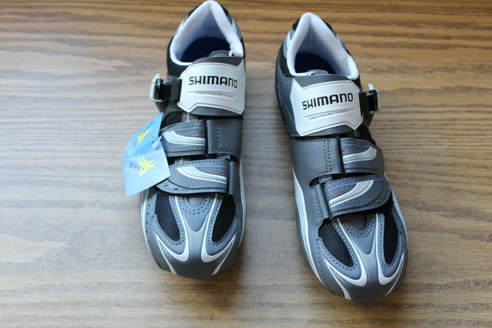 Clipless Road Bike shoes Shimano SH-R087G Recreation Fitness  SPD-SL 3-Bolt New  credit guarantee