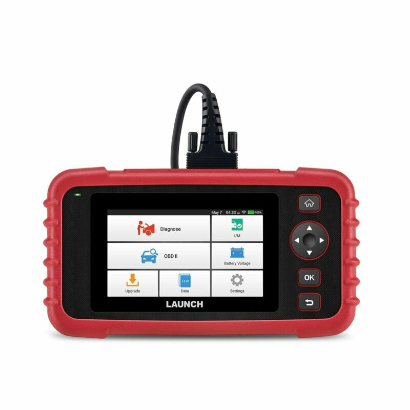 Launch X431 123X Touch Screen Diagnostic Scanner ENGINE,ABS,SRS,TRANSMISSION 15 special functions