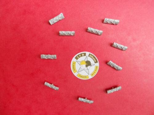 VEHICULE MILITAIRE ACCESSOIRES POUR CONVERSION SOLIDO VEREM 10 BACHES ROULEES