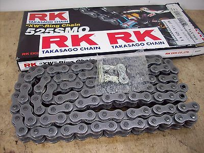 RK X-Ringkettem 520 XSO Preis pro Glied rot