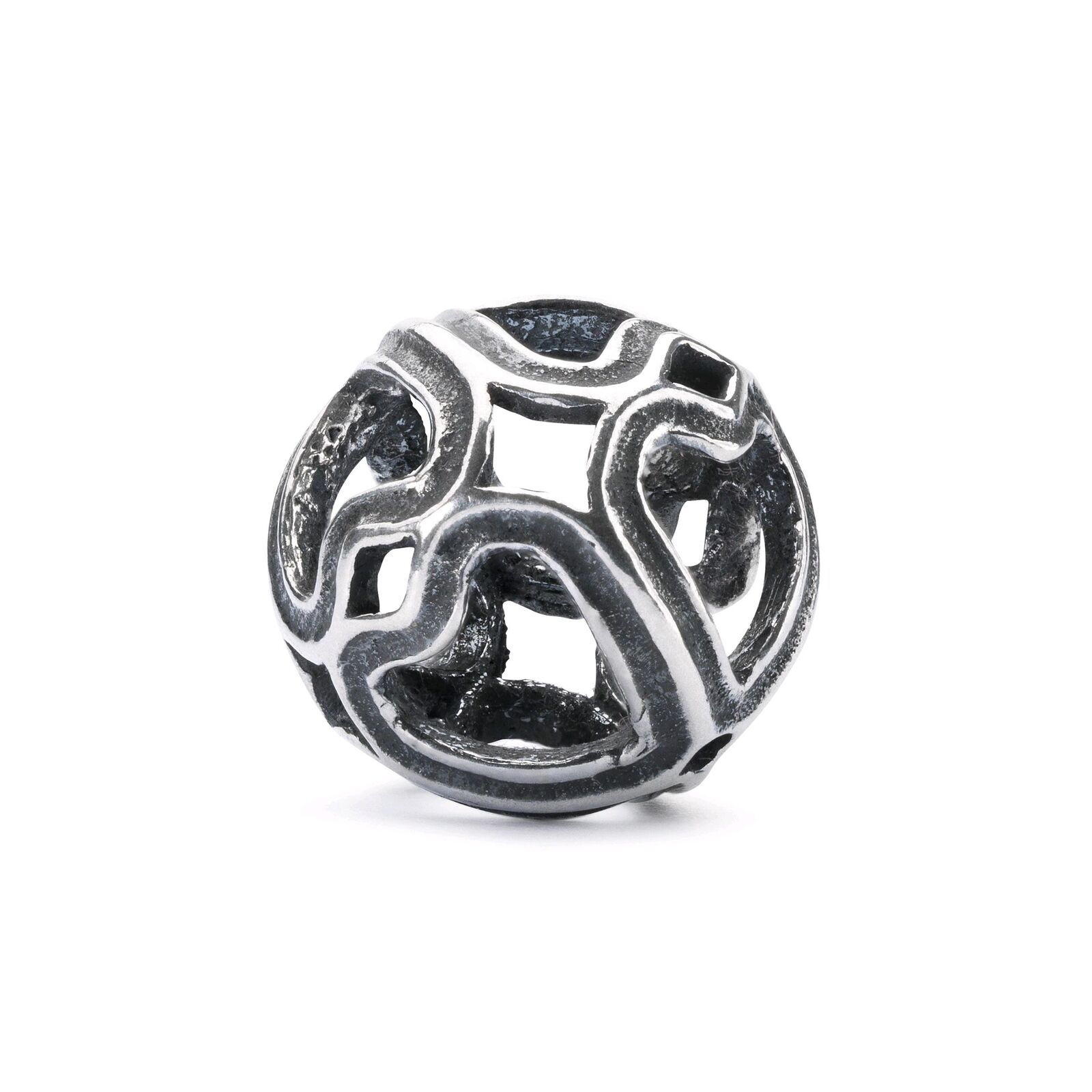 TROLLBEADS ORIGINAL BEADS silver MELODIA D'AMORE TAGBE-20159