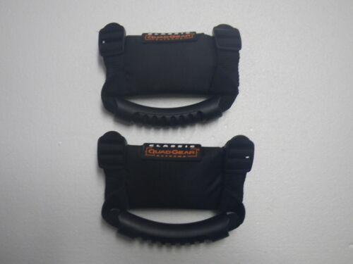 Classic Accessories QuadGear UTV Roll Cage Hand Holds Pair Black 77777