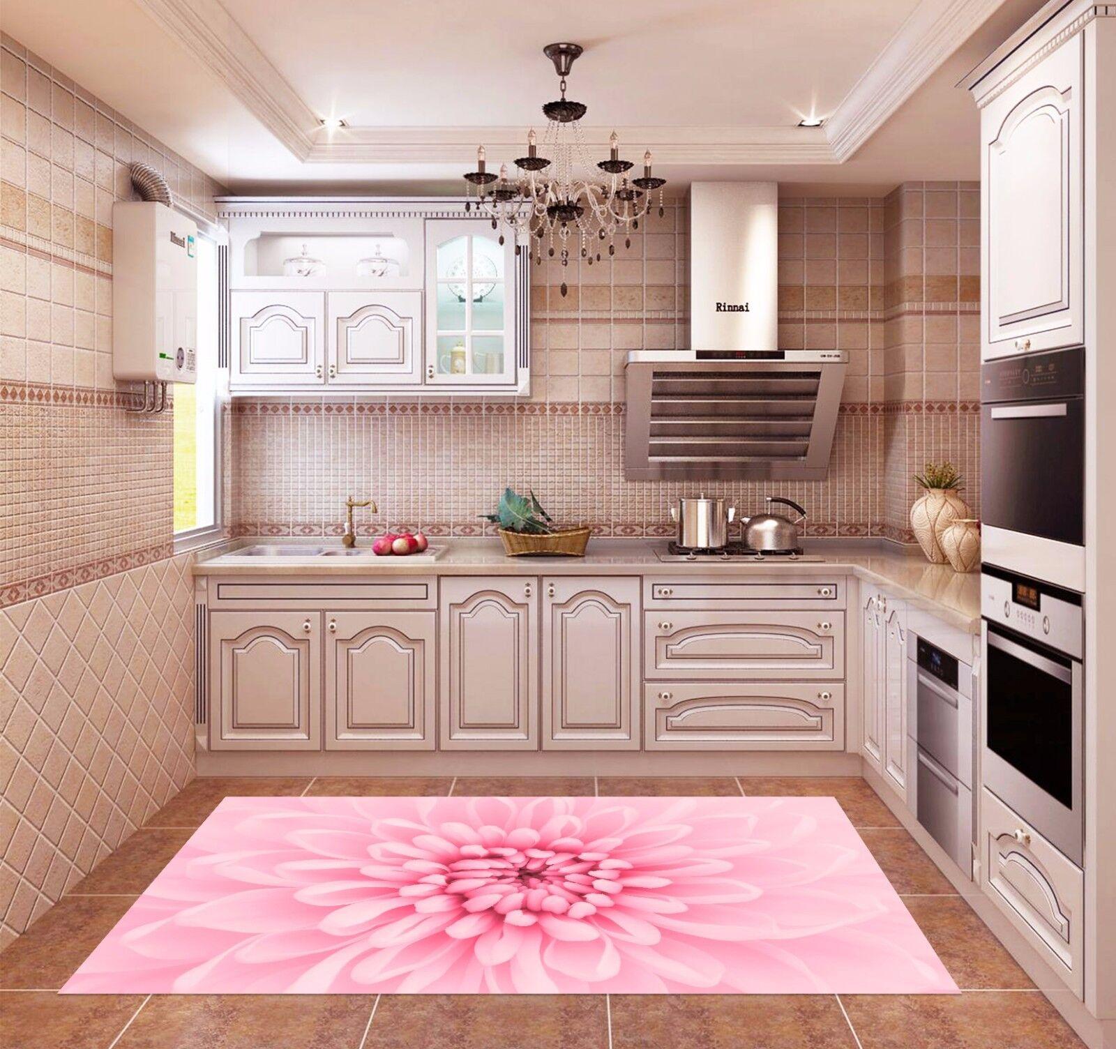 3D Fresh Flower 1 Kitchen Mat Floor Murals Wall Print Wall Deco AJ WALLPAPER AU